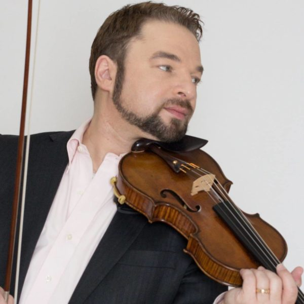 Emil Chudnovsky, violinist