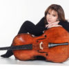 Ofra Harnoy with Cello