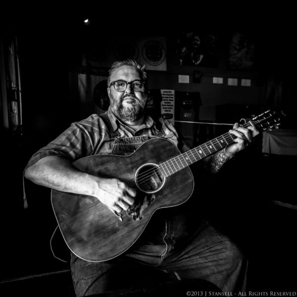 Mark Rubin, the Jew of Oklahoma, photo by John Stansell