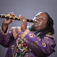 Doreen Ketchens, clarinet