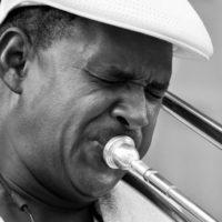 Lawrence Ketchens, tuba, valve trombone, piano